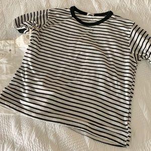 JOHN GALT CALI - Striped T-Shirt